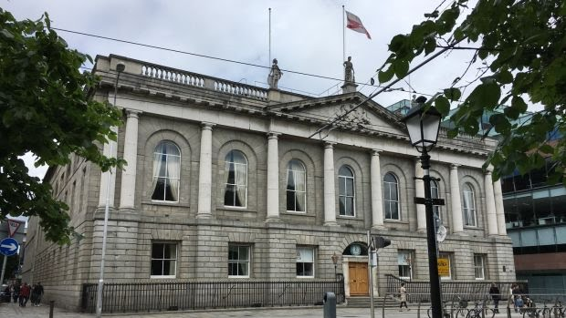 The Royal College of Surgeons Ireland (RCSI) has been formally authorised to use the title of 'university' for the first time in 235 years. Photograph: Bryan O'Brien